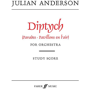 Anderson /Diptych (Score)
