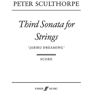 Peter Sculthorpe: 3Rd Sonata for Strings