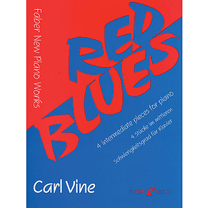 Vine C /Red Blues (Piano Solo)