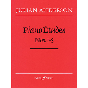 Anderson /Piano Etudes 1-3