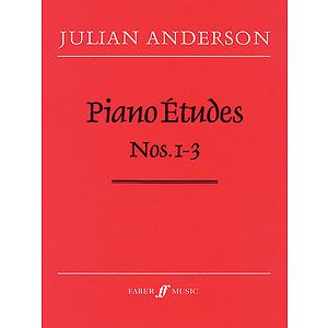 Anderson /Piano Etudes 1-3
