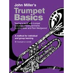 Miller J /Trumpet Basics Teacherbk