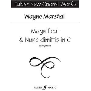 Marshall W/Magnificat & Nunc Dimitt