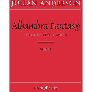 Anderson /Alhambra Fantasy (Score)