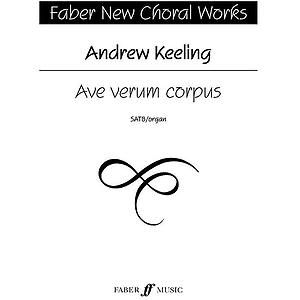 Keeling /Ave Verum Corpus (SATB)