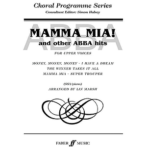 Abba /Mamma Mia (SSA) Accomp