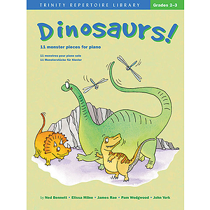 Various/Dinosaurs Grades 2-3