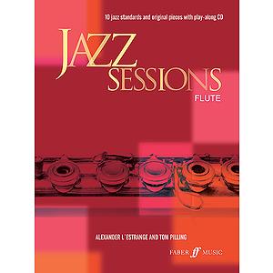 L'estrange/Jazz Sessions (Fl/CD)