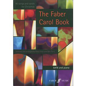 Faber Carol Book 10-Pack SATB