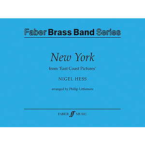 Hess /New York (Brass)Set