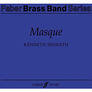 Hesketh /Masque (Brass Band)Score