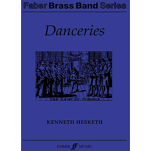Hesketh /Danceries(Brass Band)Set