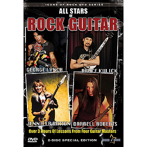 All Stars of Rock Guitar (DVD)