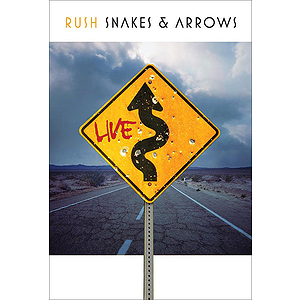 Rush: Snakes & Arrows Live (DVD)