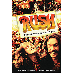 Rush: Beyond the Lighted Stage (DVD)