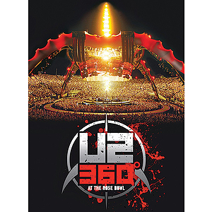 U2: 360° At the Rose Bowl (DVD)