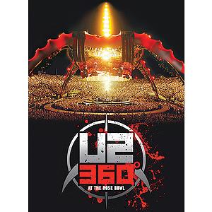 U2: 360° At the Rose Bowl (DVD)