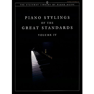 Piano Stylings of The Great Standards - Volume 4