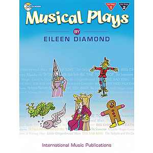 Eileen Diamond's Music Plays CD