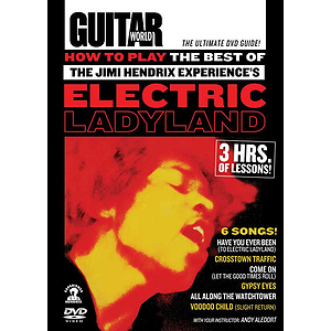 Guitar World: How to Play the Best of the Jimi Hendrix Experience's Electric Ladyland (DVD)