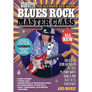 Guitar World: Blues Rock Master Class (DVD)