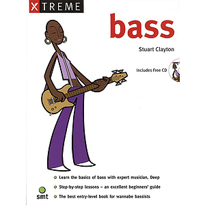 Xtreme Bass - Book & CD