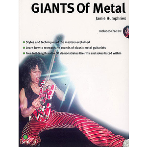 Giants of Metal - Book & CD