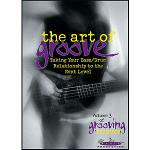 Grooving for Heaven, Volume 3: The Art of Groove (DVD)