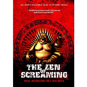 Melissa Cross - The Zen of Screaming (DVD)