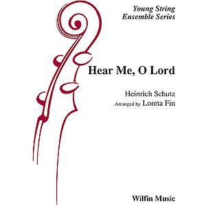 Hear Me O Lord