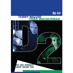 Terry Bozzio and Chad Wackerman: Duets #2 (DVD)