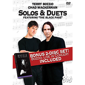 Terry Bozzio and Chad Wackerman: Solos & Duets (DVD)