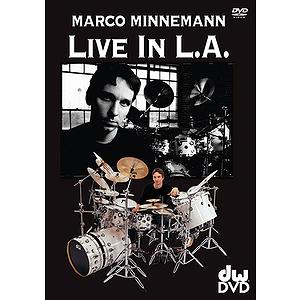 Marco Minnemann: Live in L.A. (DVD)