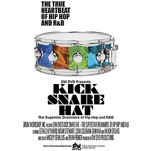 Kick Snare Hat: The True Heartbeat of Hip Hop and R&B (DVD)