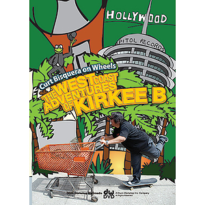 The West Coast Adventures of Kirkee B. (DVD)