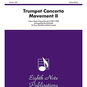 Trumpet Concerto (Movement II)