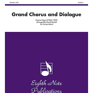 Grand Chorus and Dialogue