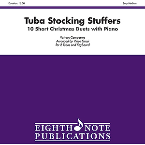 Stocking Stuffers for Tuba