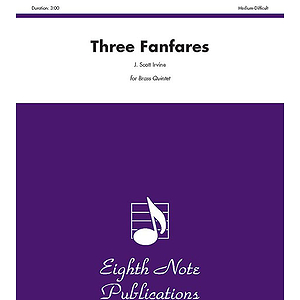Three Fanfares