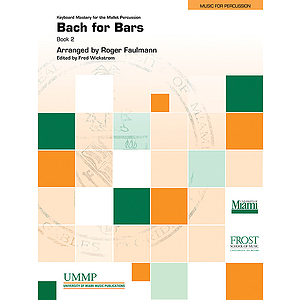Bach for Bars, Book 2