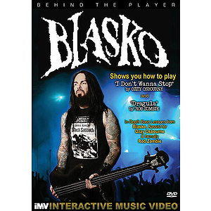 Behind the Player: Blasko (DVD)