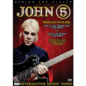 Behind the Player: John 5 (DVD)