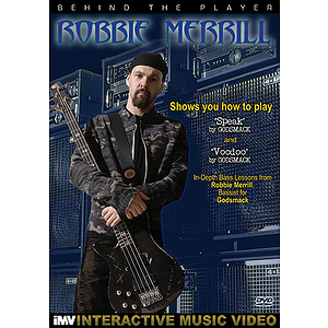 Behind the Player: Robbie Merrill (DVD)