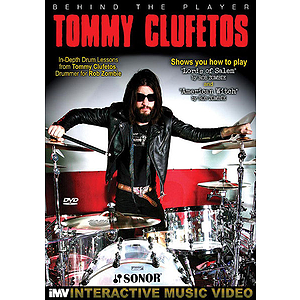 Behind the Player: Tommy Clufetos (DVD)