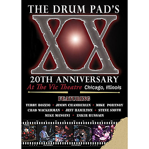 The Drum Pad's 20th Anniversary (DVD)