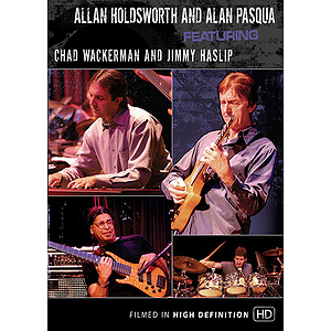 Allan Holdsworth and Alan Pasqua: Live at Yoshi's (DVD)