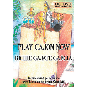 Play Cajon Now (DVD)