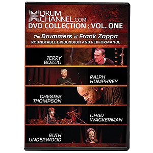 The Drummers of Frank Zappa (DVD)