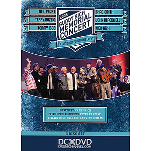Buddy Rich Memorial Concert 2008 (DVD)