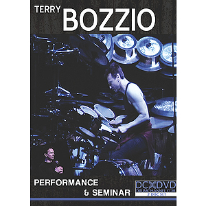 Terry Bozzio: Performance &amp; Seminar (DVD)